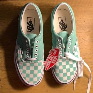 Vans Checkered NWT Shoes